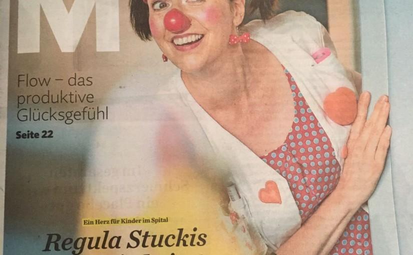 """Buchbesprechung und Radioreportage zu """"Tränen lachen"""""""